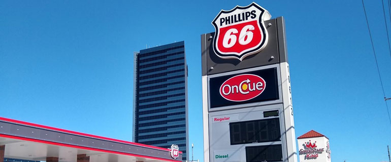 OnCue Convenience Store Phillips 66