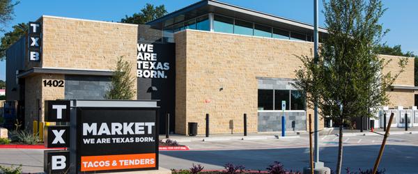 TXB Georgetown, Texas Convenience Store