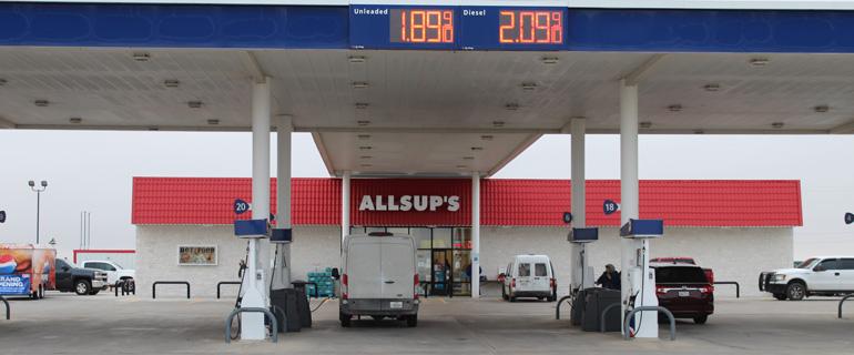Allsup Gas Station