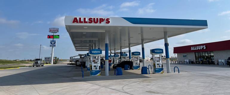 Allsup's C-Store Slaton, TX