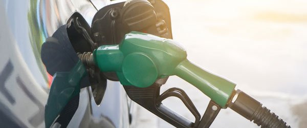 Fueling a Car with E15 Gasoline