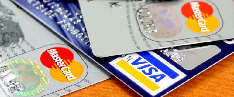 Visa and MasterCard Credit Card Swipe Fees