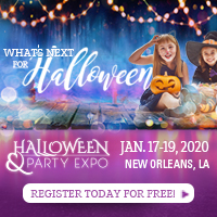 Halloween & Party Expo Ad
