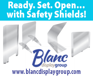 Blanc Display Group Ad