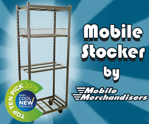 Mobile Merchandisers Ad