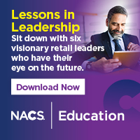 NACS Education Bundles Ad