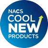 logo for NACS cool new products
