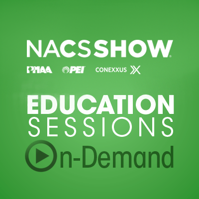 NACS Show Education Sessions On-Demand 2018